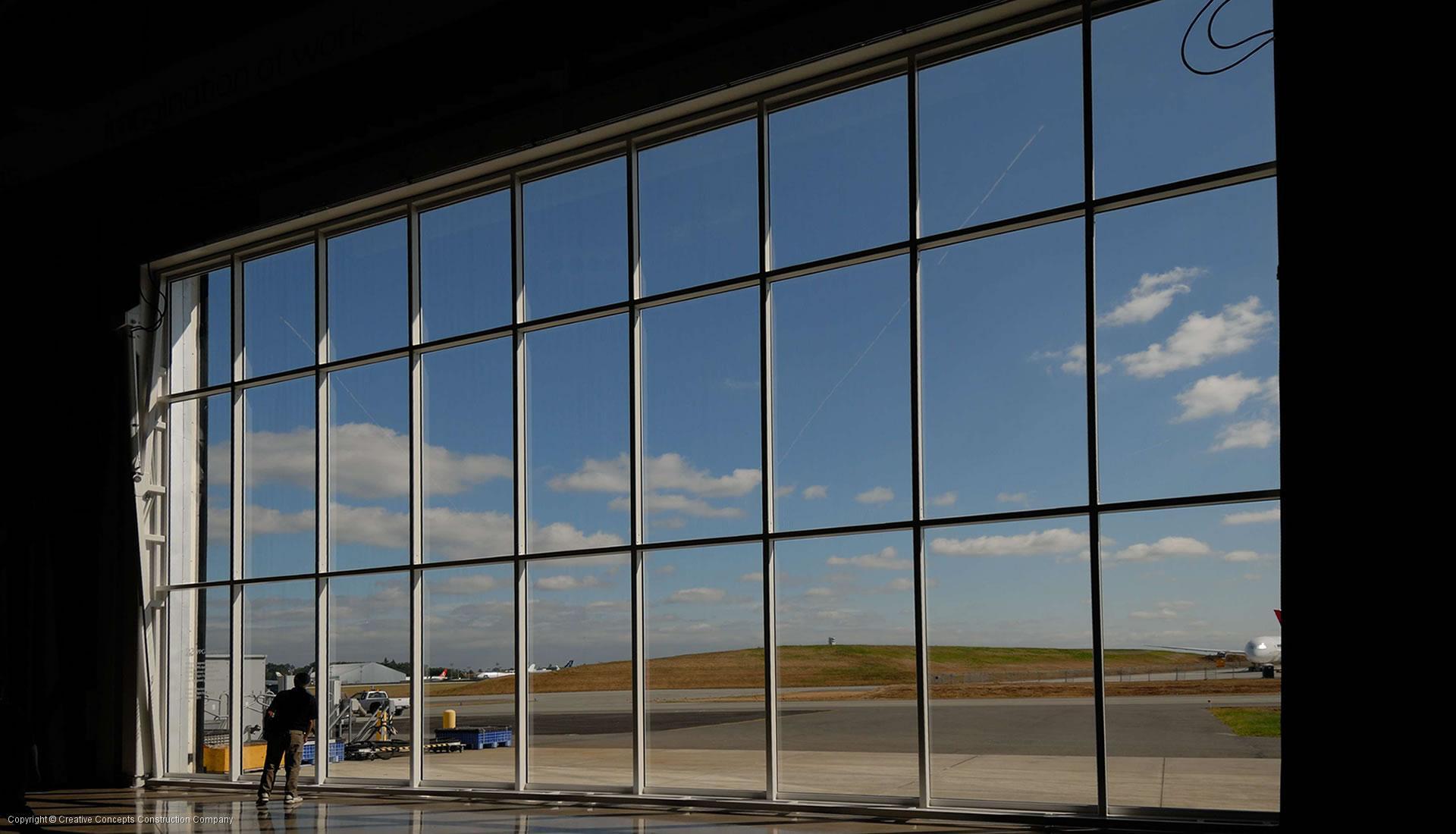 Hangar Door Design Consulting